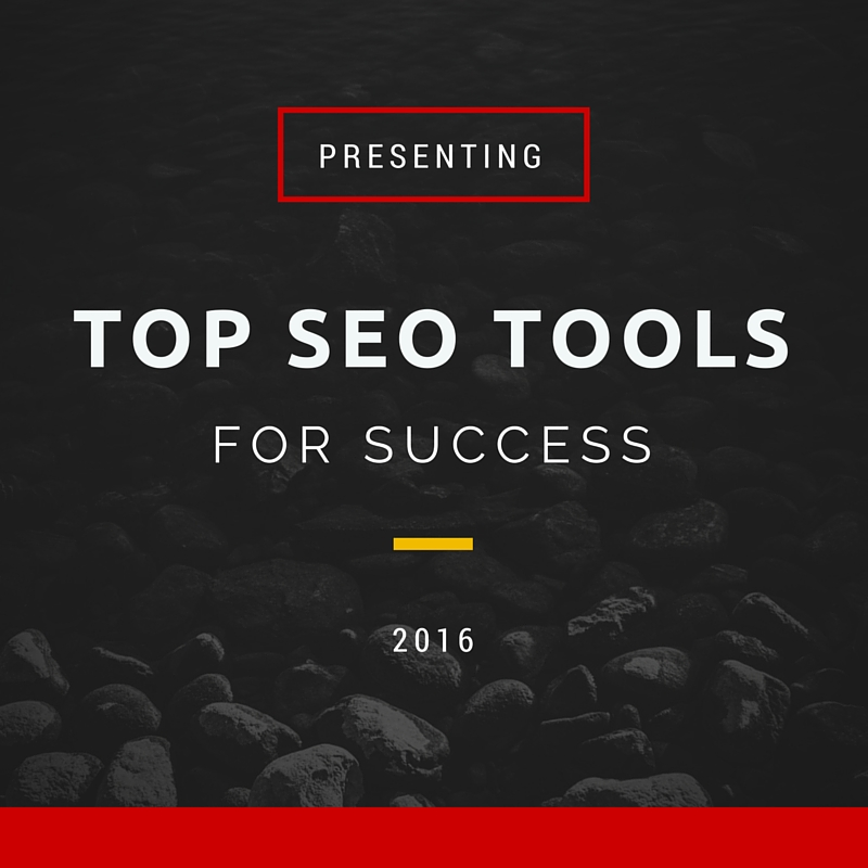 8 SEO Tools to Use in 2016