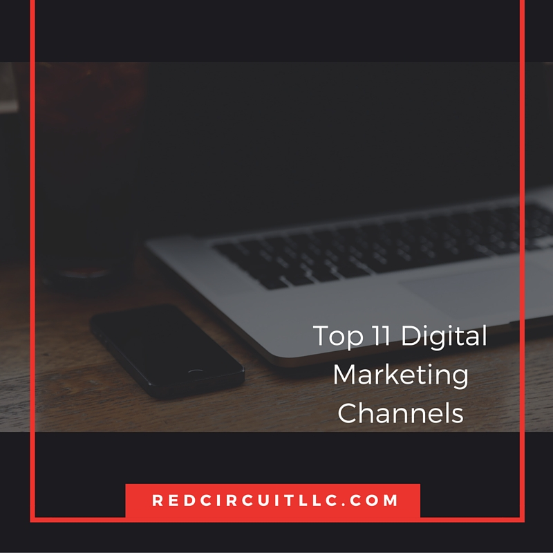 Top 11 Digital Marketing Channels to Expand Your Online Reach